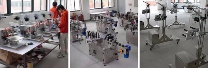 Автоматична машина за етикетиране на стикери за ампули / етикетираща машина за бутилка с пеницилин