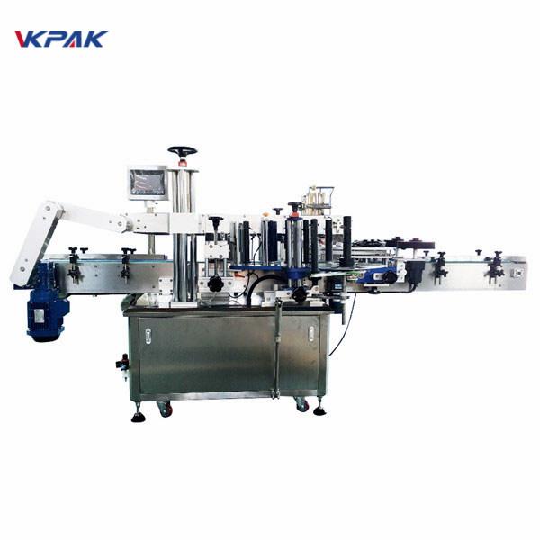 350 мл машина за автоматично нанасяне на етикети с кръгли флакони