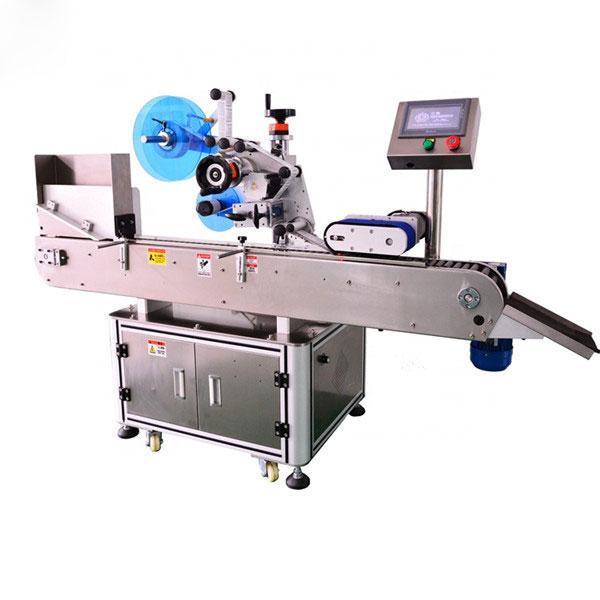 Автоматична машина за етикетиране на бутилки висок стандарт за E течна бутилка