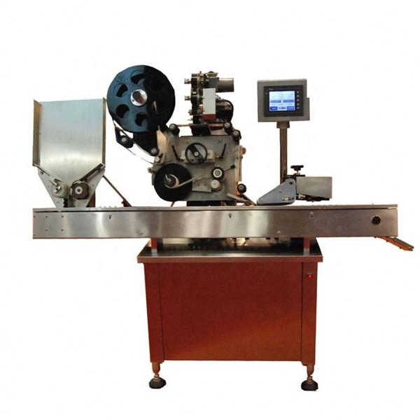 Високоскоростна икономична автоматична машина за етикетиране на флакони и бутилки Sus304