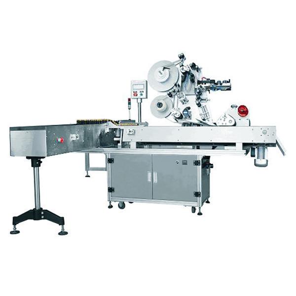 Устна течна автоматична машина за етикетиране на стикери 220V 50HZ 1500W