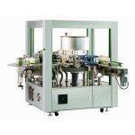 Ротационна машина за етикетиране отпред и отзад