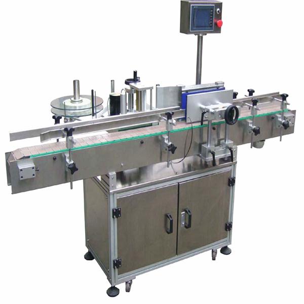 Самозалепваща се етикетираща машина Машина за нанасяне на етикети 1 kw
