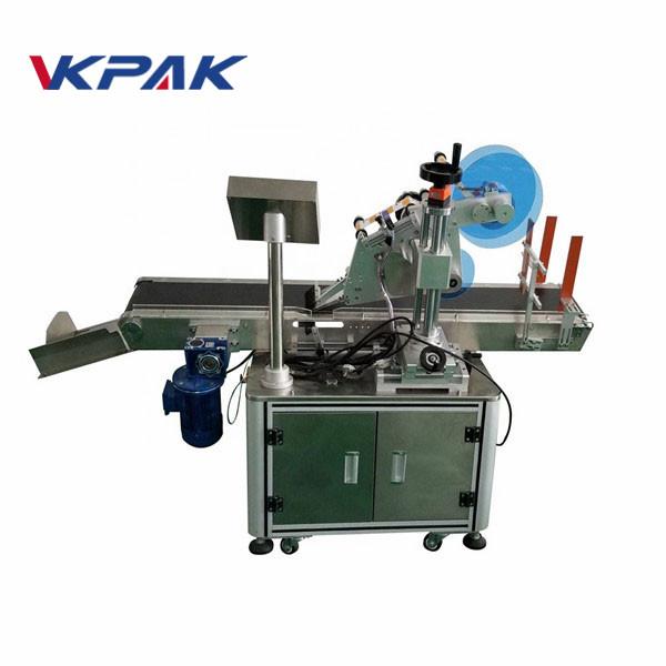 Автоматична машина за етикетиране със стикери Servo Sus304 Box със сертификат Ce