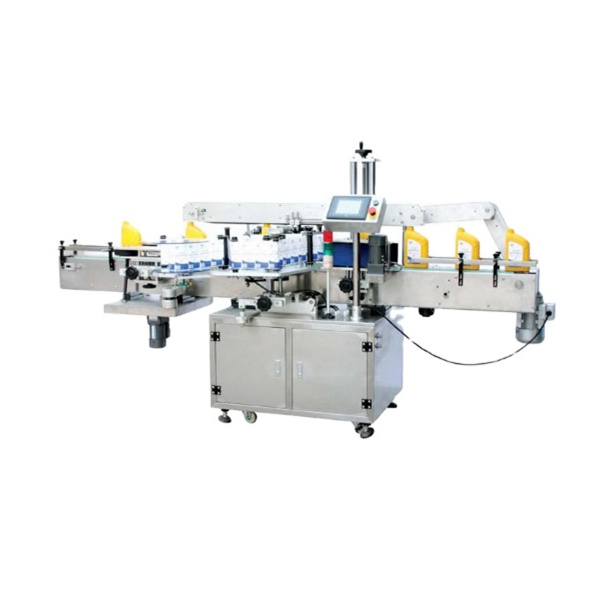 Автоматична машина за етикетиране на кръгла бутилка за бира Siemens Plc