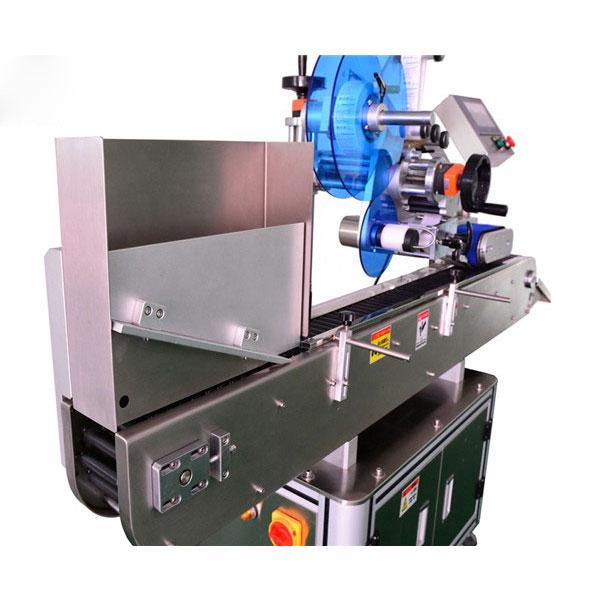 Машина за етикетиране на флакони за ампули от неръждаема стомана