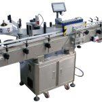 Самозалепваща се лепенка Кръгла бутилка машина за автоматично етикетиране 220v