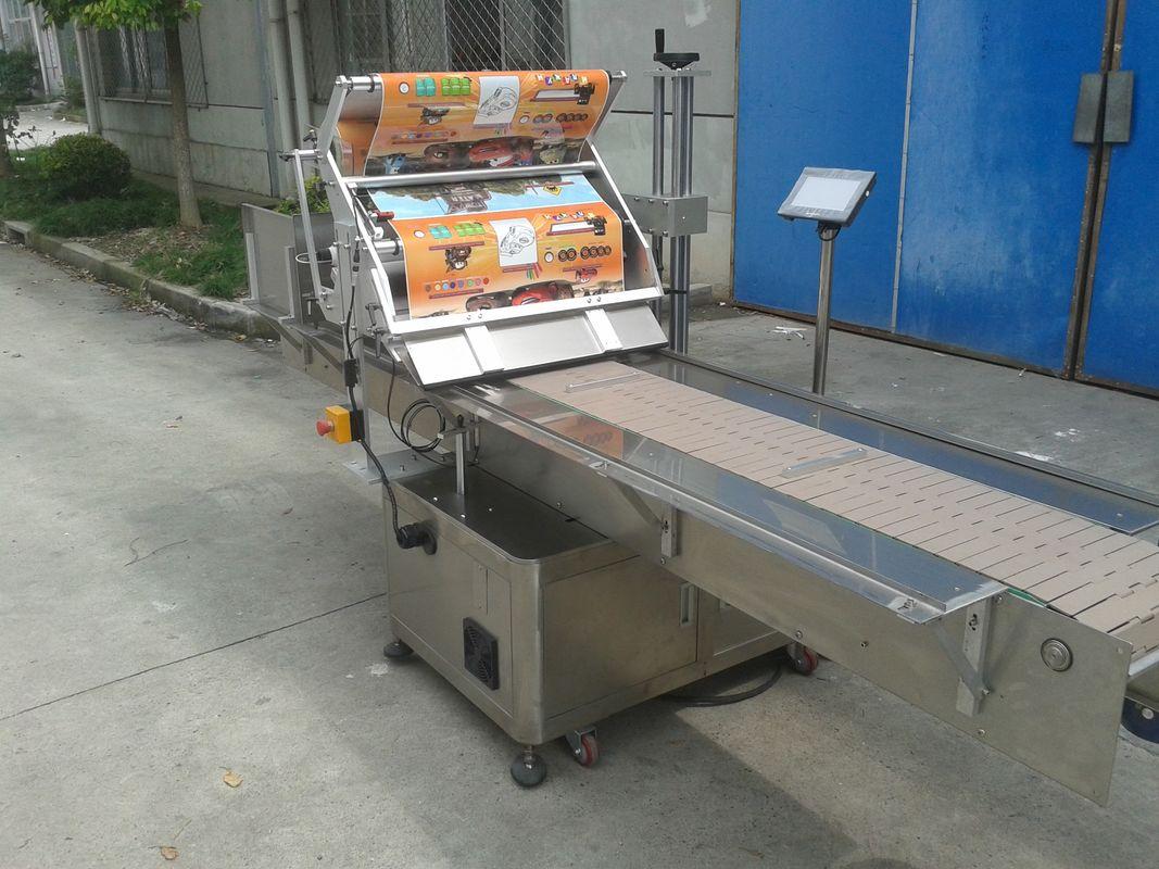 Самозалепващ се стикер за плот Апликатор за плоска повърхност с машина за пейджинг