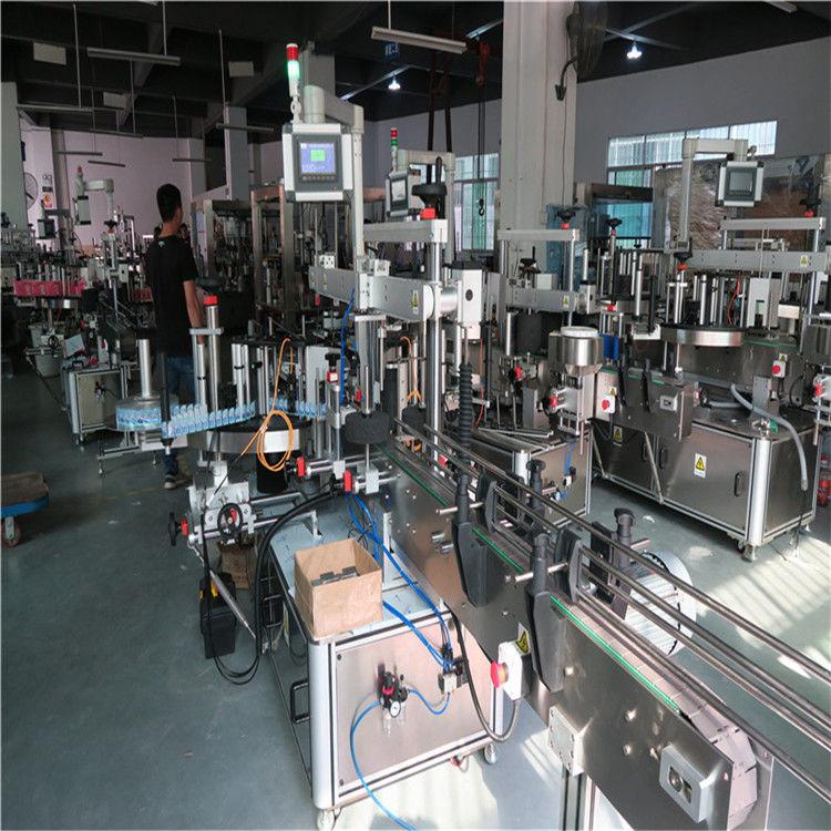 Китай Машина за етикетиране на пластмасови бутилки, Машина за етикетиране на бутилки за питейна минерална вода доставчик