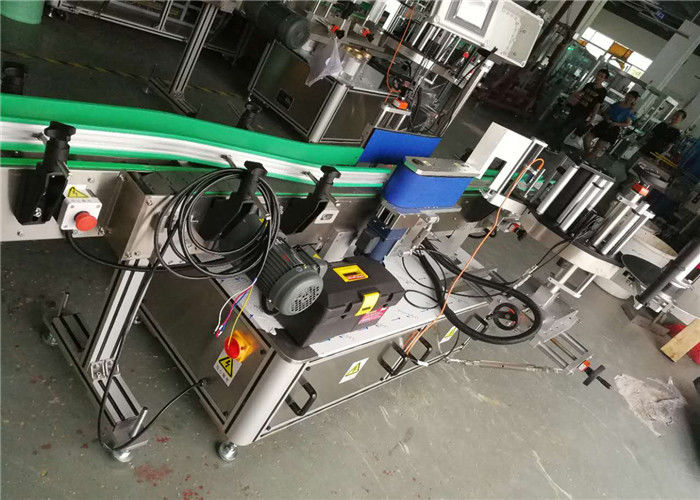 Апликатор за етикети на бутилки за бира, автоматична машина за етикетиране 330 мм Диаметър на ролката