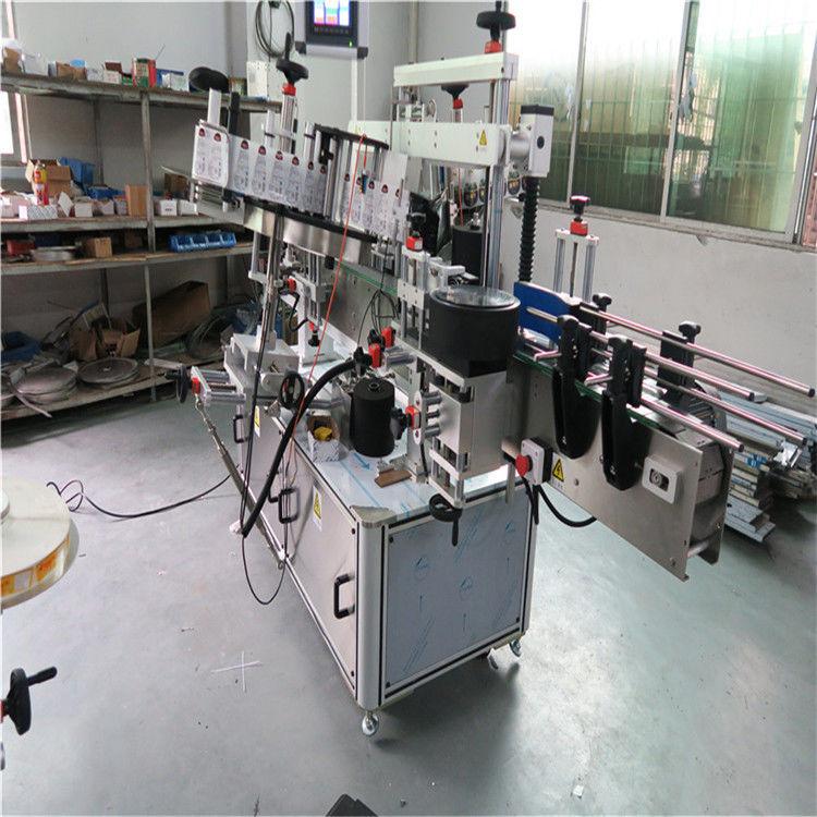 Без бръчки Стабилна автоматизирана машина за етикетиране
