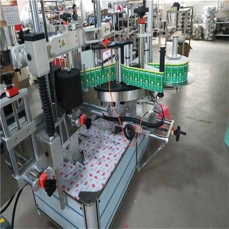 Високоскоростна машина за нанасяне на етикети за фармацевтични / козметични
