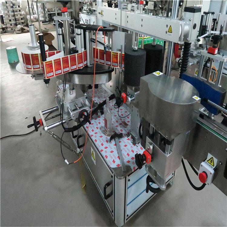 Лепяща автоматична машина за етикетиране на стикери, машина за автоматично етикетиране