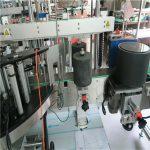 Автоматична машина за етикетиране на стъклена бутилка за стъклена бутилка за Австралия / Чили