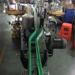 Апликатор за етикети CE, машина за етикетиране на бутилки за вино Серво мотори Шофиране