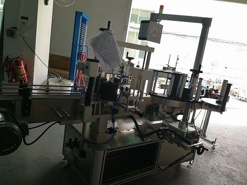 Двустранна автоматична машина за етикетиране на стикери с висока точност