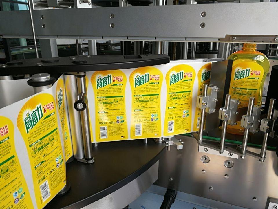 Пълна автоматична машина за етикетиране на стикери