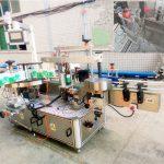 Автоматична самозалепваща се етикетираща машина за шампоан и препарати