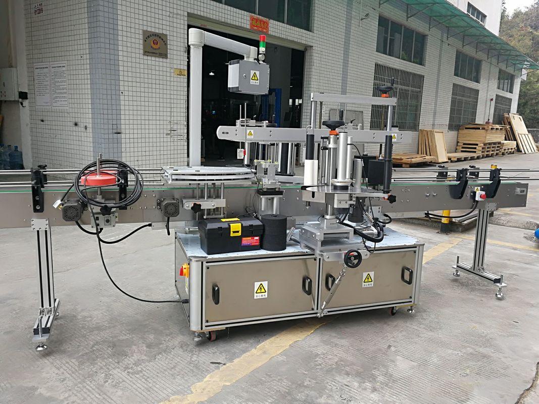 Пълна автоматична машина за етикетиране на уплътнителни ъгли за кашон 220V 50HZ 1200W